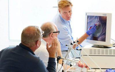 Thyroplasty and injection courses Hamburg