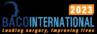 BACO International 2023 Birmingham | 15 – 17 February 2023
