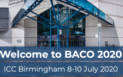 BACO International 2020 Birmingham | 8 – 10 July 2020 (postponed to 10-12 January 2021)