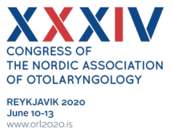 Congress of the Nordic Association of Otolaryngology Iceland | 24 – 26 May 2023